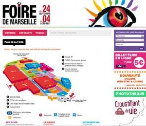 Foire de Marseille - Architecte paca - PLAN